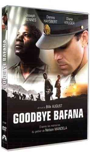 Dvd   GOODBYE BAFANA