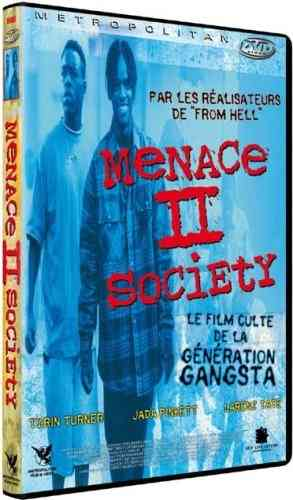 "DVD, Film:    ""MENACE II SOCIETY"""