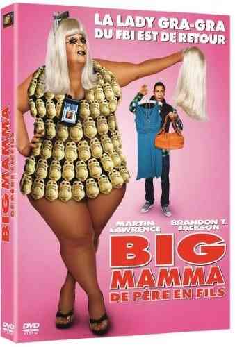 "DVD, Commédie:    ""BIG MAMA 3"""