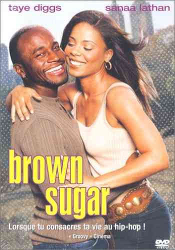 "DVD, Film:    ""BROWN SUGAR""    de Rick Famuyiwa"