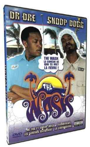 "DVD, Film:    ""THE WASH""    avec Dr Dre, Snoop Dogg, ..."