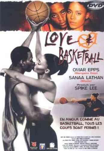 DVD Film   LOVE & BASKETBALL