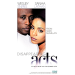 """DISAPPEARING ACTS  (Act of Love)"" film de et avec Wesley Snipes. Starring Sanaa Lathan, ..."
