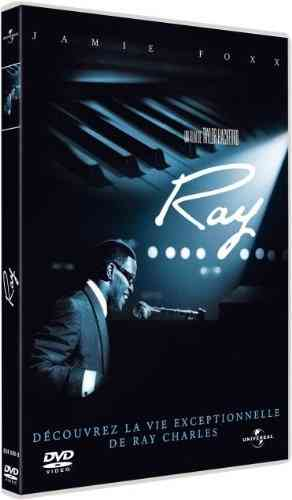 "DVD, Film:    ""RAY""    avec Jamie Foxx, Kerry Washington ..."