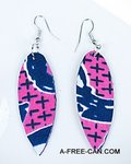 ZULU (Earrings / Boucles d'oreilles / Brincos)