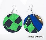 ZAMBA (Earrings / Boucles d'oreilles / Brincos)
