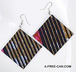 Earrings / Boucles d'oreilles / Brincos: NJIA