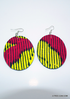 Earrings / Boucles d'oreilles / Brincos:    NGOLA