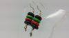 Earrings / Boucles d'oreilles / Brincos: UNIA