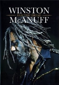 "DVD, Documentaire Musical Reggae:    ""Winston McAnuff, ELECTRIC DREAD""    (Portrait)"