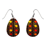 "BIJOUX, Boucles d'oreilles: ""BOGOLAN v1.2"" (Earrings / Brincos)"