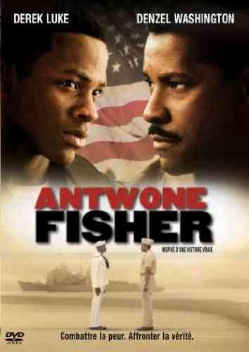 Dvd   ANTWONE FISHER