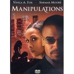 "DVD Film:   ""MANIPULATIONS""    avec Vivica Fox"