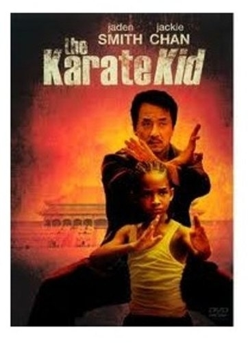 "DVD, Film: ""THE KARATE KID"" (Jackie Chan, Jaden Smith)"