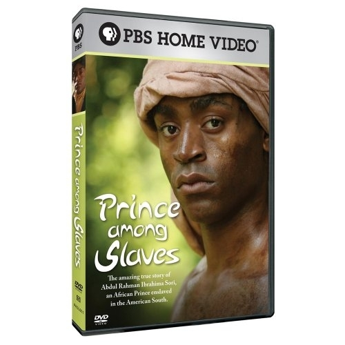 Dvd   PRINCE AMONG SLAVES