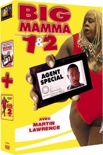 Dvd coffret  BIG MAMA 1 & 2