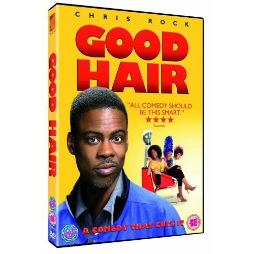 "DVD, Doc: ""GOOD HAIR"" (Chris Rock Eve, ICE-T, KRS, Maya Angelou, Raven, Kerry Washington, Nia Long)"