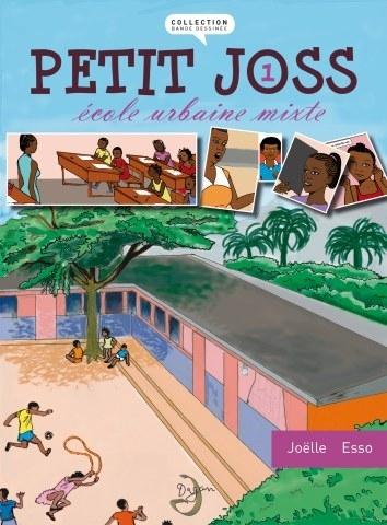 Livre Bd Petit Joss Ecole Urbaine Mixte Tome 1 Par J Esso Scenario Et Dessin