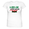 T-SHIRT, Women:   A-FREE-CAN   (Model 3CL)