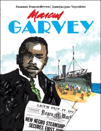 "LIVRE, Document - Jeunesse:    ""MARCUS GARVEY"""
