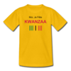 T-SHIRT, Women:   A-FREE-CAN Kwanzaa