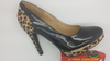 Chaussures Femmes / Women Shoes : BLACK LEOPARD