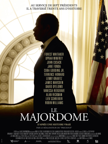 "DVD / Blu-ray, Film - Biopic:    ""LE MAJORDOME / THE BUTLER""    (Forest Whitaker , Oprah Winfrey, David Oyelowo, Lenny Kravitz, Mariah Carey, Cuba Gooding Jr, Terrence Howard, ...)"