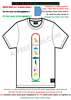 "T-SHIRT CUSTOMIZABLE, Unisex:   ""MY NAME IN MEDU, TSC1""    (by A-FREE-CAN.COM)"
