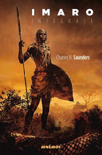 Bd Heroic Fantasy Imaro Integrale De Charles R Saunders