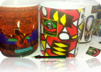 Tasses & Assiettes / Mugs & Plates