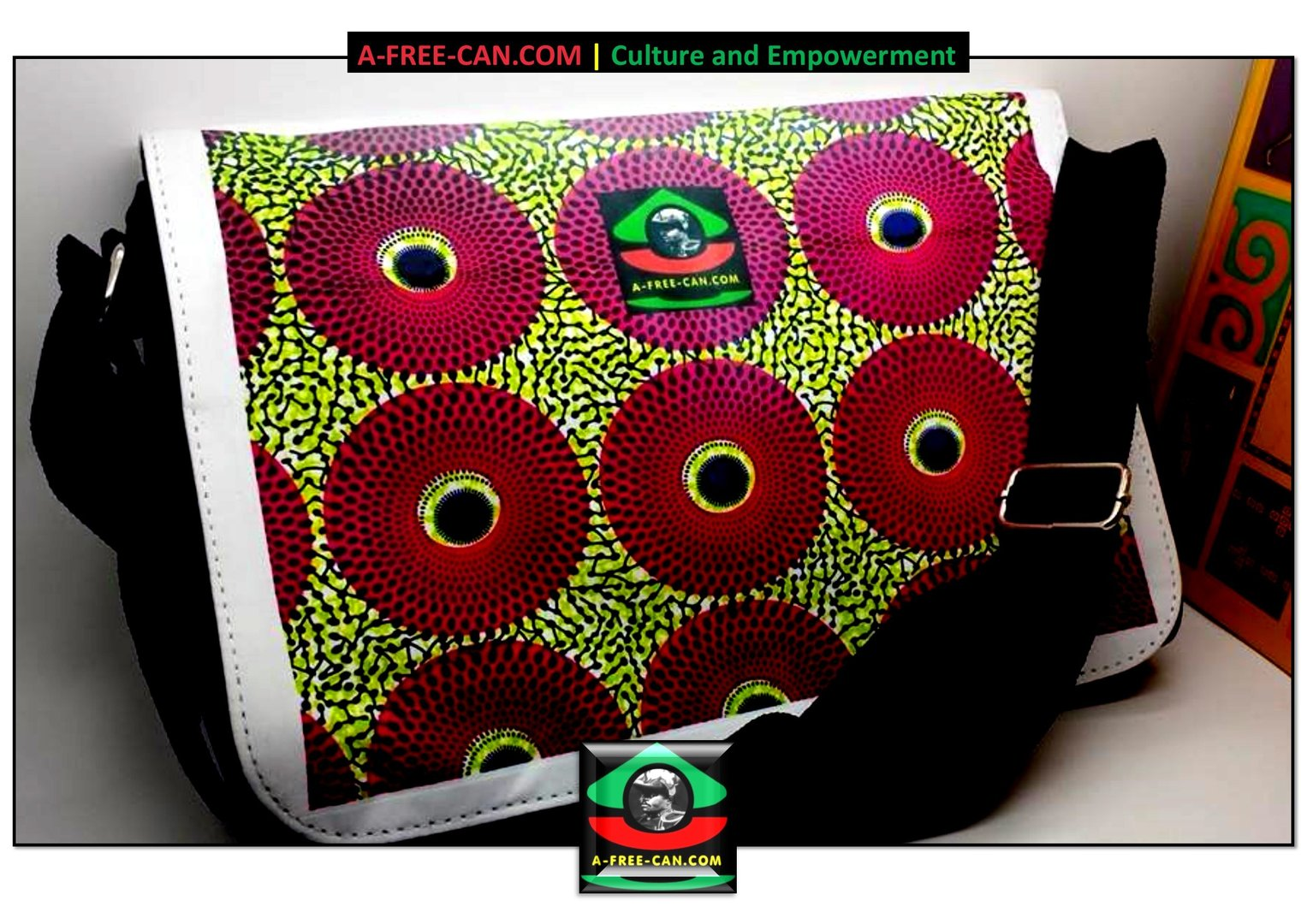 MWINI (Sac / Bag / Bolsa) by A-FREE-CAN.COM
