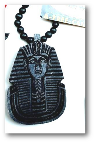 "Pendentif / Necklace: ""PHARAON"""
