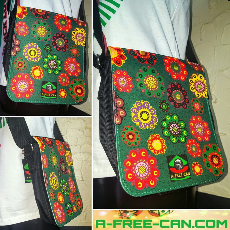 """RAFIKI"" by A-FREE-CAN.COM - (Petit Sac)"