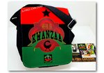 "Petit Sac / Small Bag: ""HERI ZA KWANZAA"" by A-FREE-CAN"