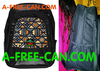 "Grand Sac à Dos: ""BOGOLAN v1"" by A-FREE-CAN.COM"