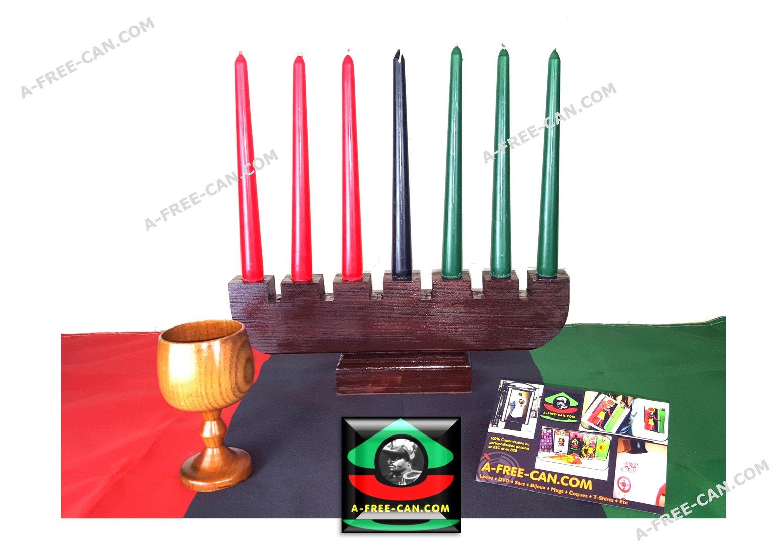 a free can com kwanzaa kit set of 1 kinara maat 7 kwanzaa