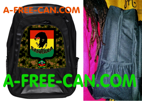 "Grand Sac à Dos: ""SANKARA (Kamo rjv, G) v1"" by A-FREE-CAN.COM"
