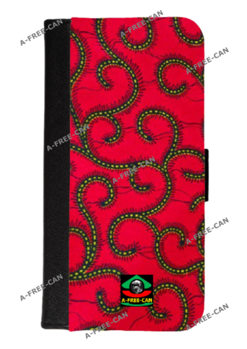 "HOUSSE Portefeuille pour Smartphones iPhone: ""NGONGOLI v1"" by A-FREE-CAN.COM"