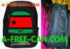 "Grand Sac à Dos: ""DRAPEAU GUADELOUPE v1"" by A-FREE-CAN.COM"