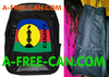 """DRAPEAU KANAKY v1"" by A-FREE-CAN.COM - (Grand Sac à Doc Smile)"