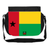 "GRANDE Sacoche à bandoulière / BIG shoulder Bag: ""DRAPEAU GUINÉE BISSAU"" by A-FREE-CAN.COM"