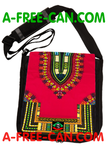 "Sac à Bandoulière: ""DASHIKI vR2"" by A-FREE-CAN.COM"