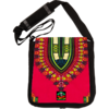 "Sac à Bandoulière: ""DASHIKI ROUGE v3"" by A-FREE-CAN.COM"