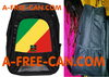 "Grand Sac à Dos: ""Drapeau CONGO MFOA"" by A-FREE-CAN.COM"