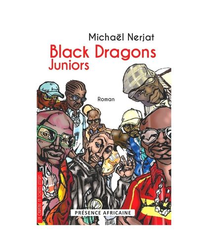 """BLACK DRAGONS JUNIORS"" par Michaël Nerjat - (LIVRE, Roman)"