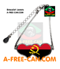 "BIJOUX, Bracelet Lovers: ""ANGOLA"" by A-FREE-CAN.COM"