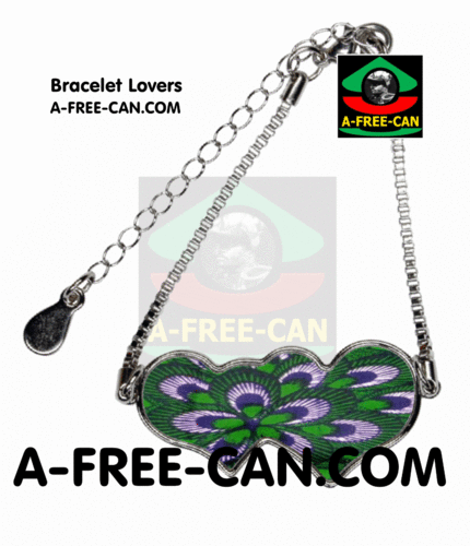"BIJOUX, Bracelet Lovers : ""MOBAYI"" by A-FREE-CAN.COM"