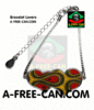 "BIJOUX, Bracelet Lovers : ""WANA v2"" by A-FREE-CAN.COM"