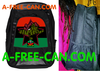 "Grand Sac à Dos: ""HIP HOP RBG BLACKSTAR BASKETBALL v2"" by A-FREE-CAN.COM"