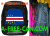 "Grand Sac à Dos: ""DRAPEAU CAP VERT v2"" by A-FREE-CAN.COM"